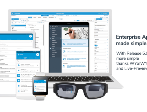 Create enterprise applications much easier than before