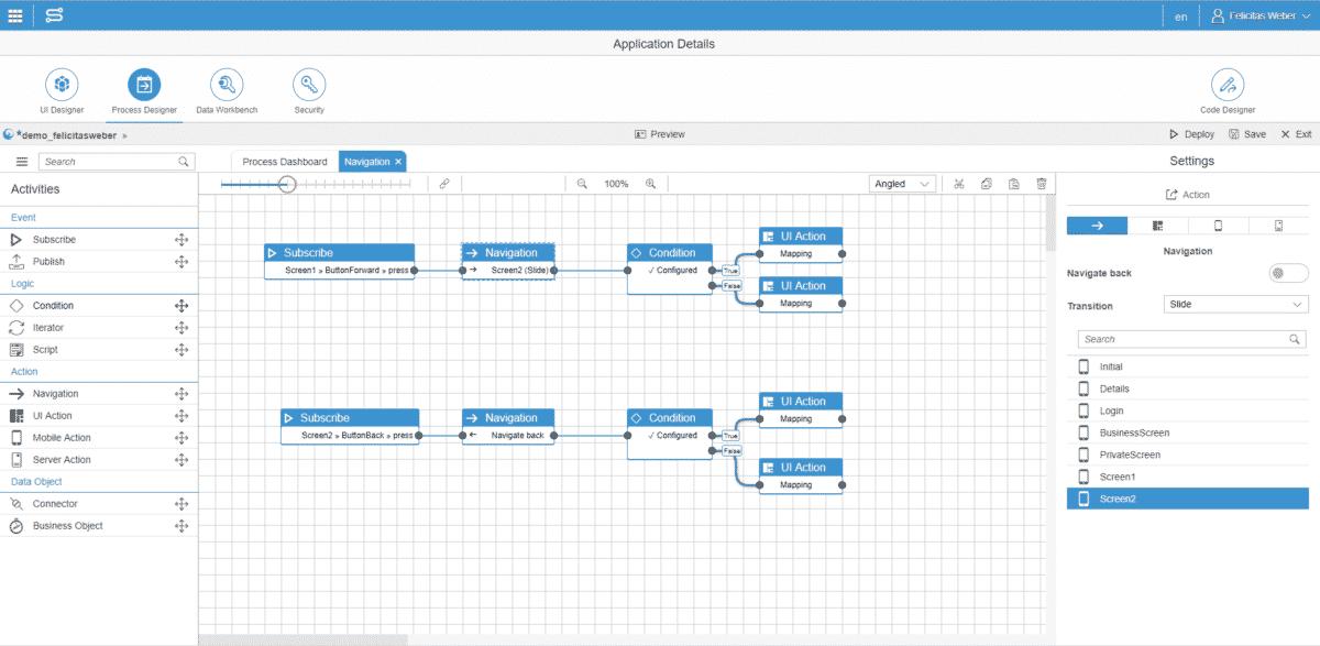 Process Designer | Simplifier 3.5