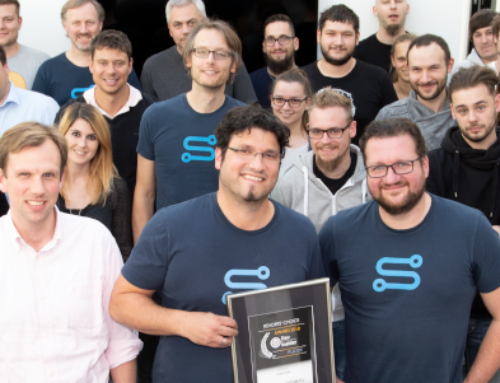 Simplifier gewinnt Platin bei IT-Awards 2018