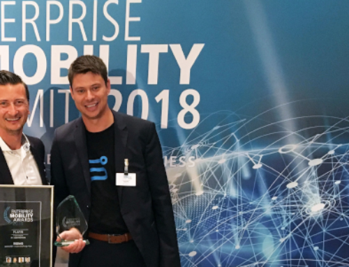 Platin für Simplifier bei Enterprise Mobility Awards