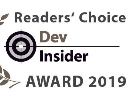 Simplifier again nominated for the IT-Awards 2019 in the category Low-Code