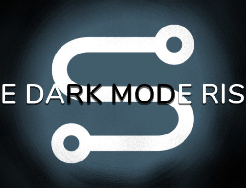 The Dark Mode Rises!