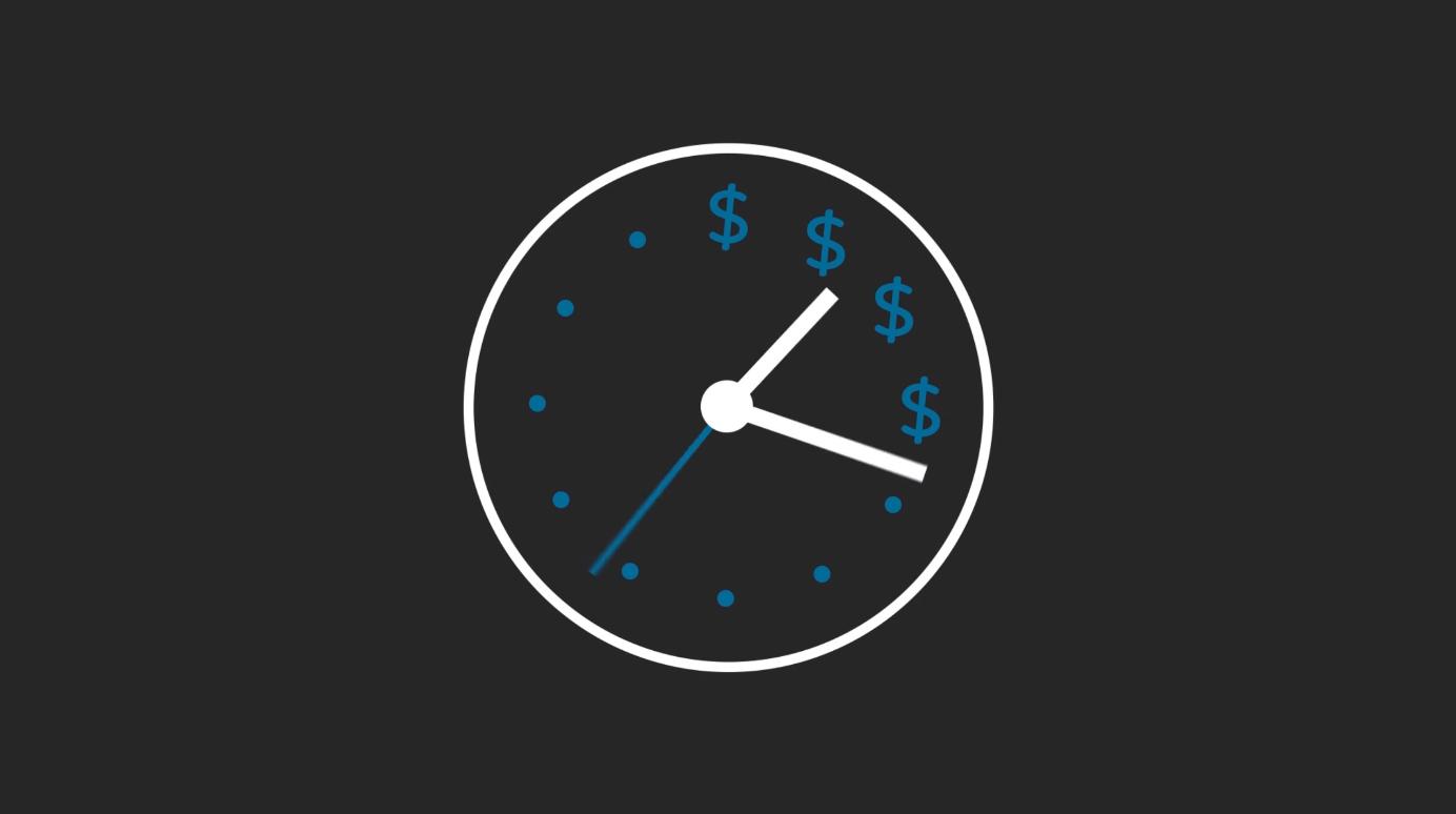 Simplifier-Ihr mit Dollar-Zeichen