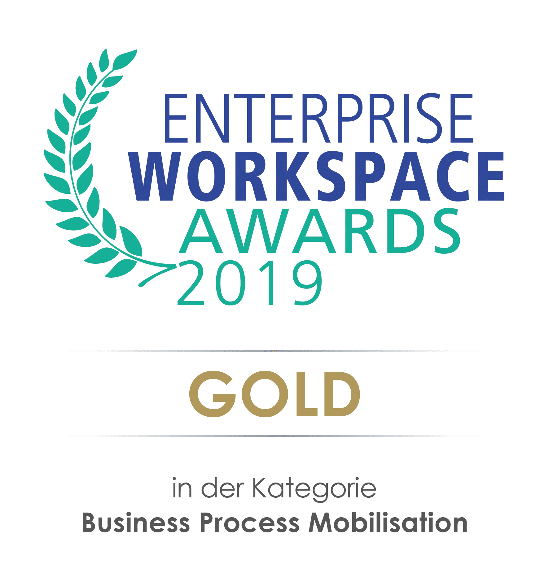 Enterprise Mobility Awards Winner 2018