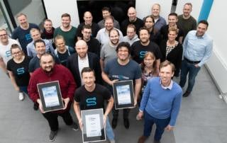 Simplifier AG | Platin Vogel IT Awards