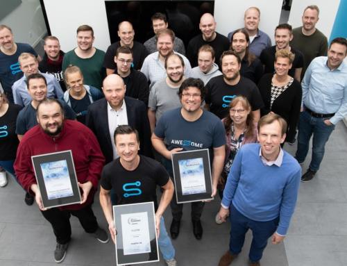 Simplifier brilliantly wins Platinum at the Vogel IT-Awards 2019