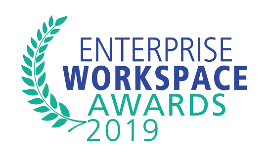 Enterprise Workspace Awards Gold Winner 2019