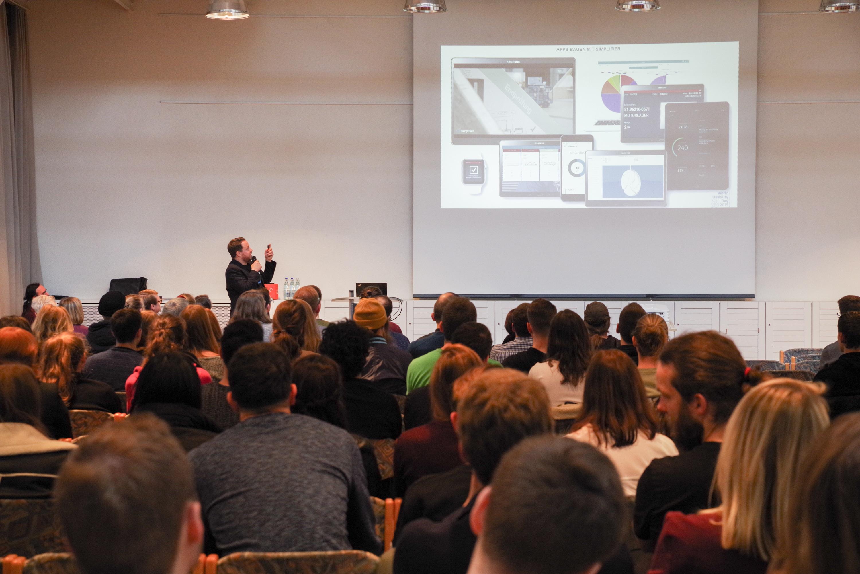 Simplifier AG bei WUD 2019 in Würzburg, Bild: Stephan Huber
