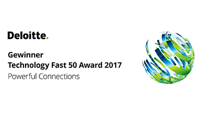 Deloitte Winner Technology Fast 50