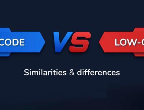 Low Code vs. No Code