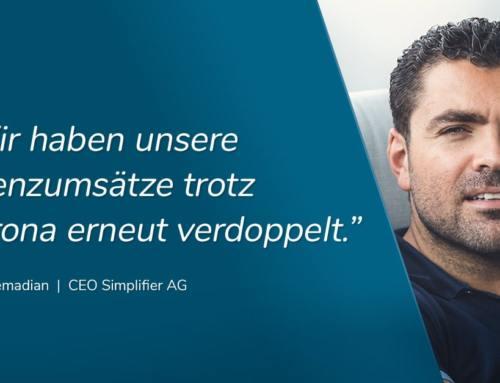 Erfolgreiches vergangenes Geschäftsjahr: Simplifier baut seine Position weiter aus