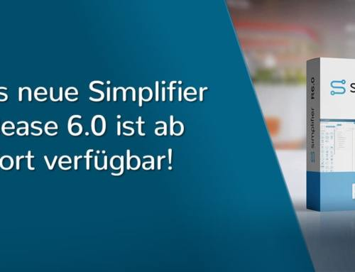 Simplifier Release 6.0 verbessert Usability und verkürzt den Time-to-Value