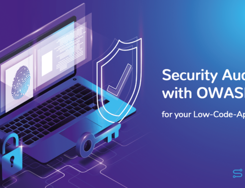 Security audit of low-code applications with OWASP
