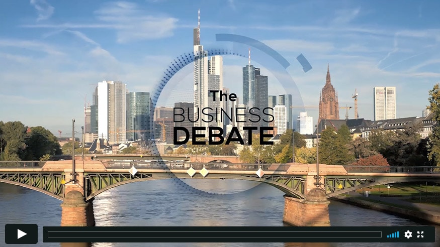 The Business Debate: Low-Code Plattformen